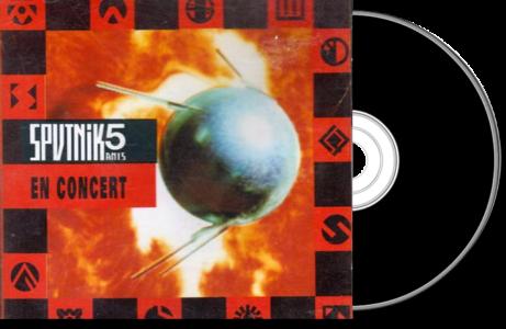 Sputnik 5 en concert